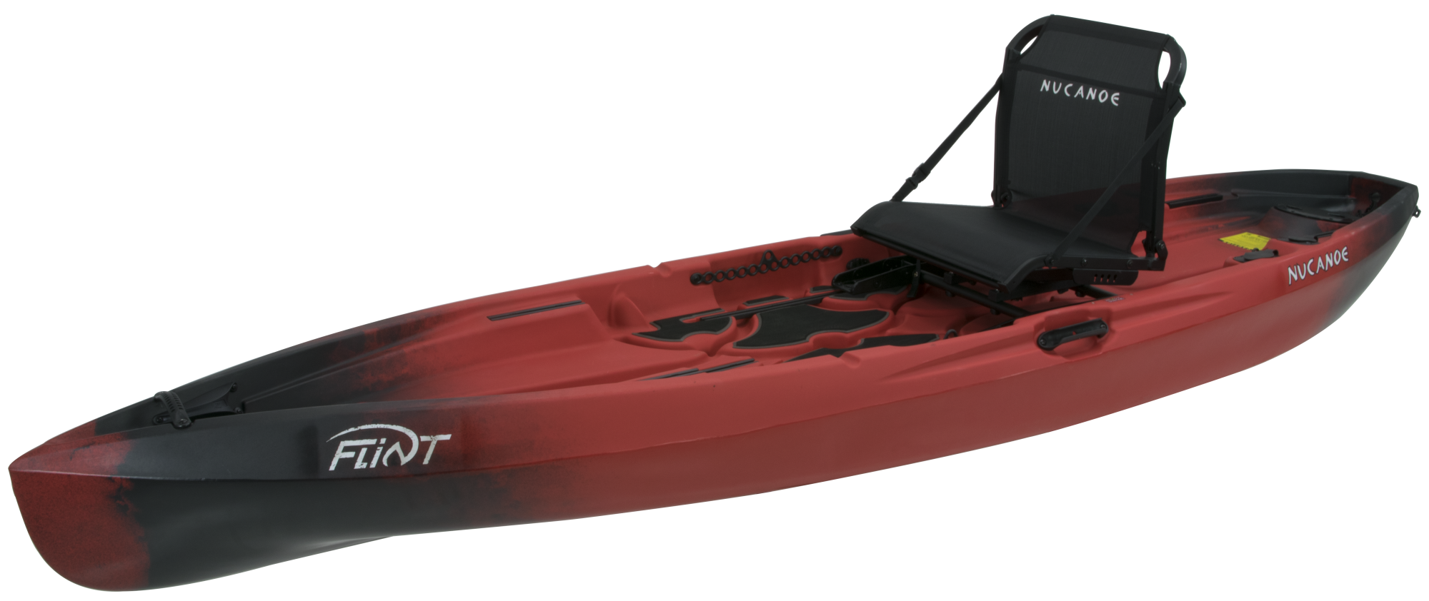 NuCanoe Flint w/ Fusion Seat - IN STOCK