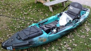 Fishing Kayak Rental