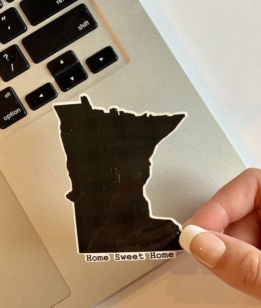 Little Rocks States & Inspiration Stickers