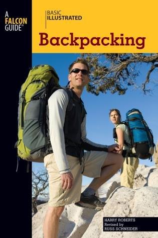 Book Backpacking -Basic Illustrated