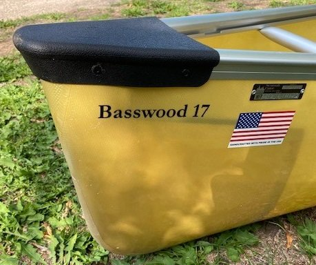 Wenonah Basswood Tandem  - IN STOCK