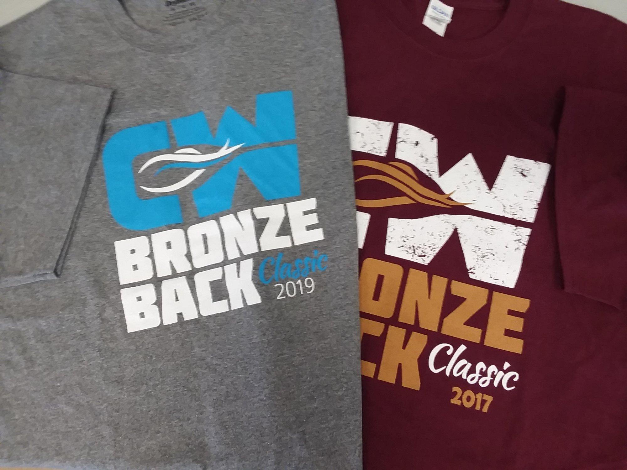 Tshirt Bronzeback