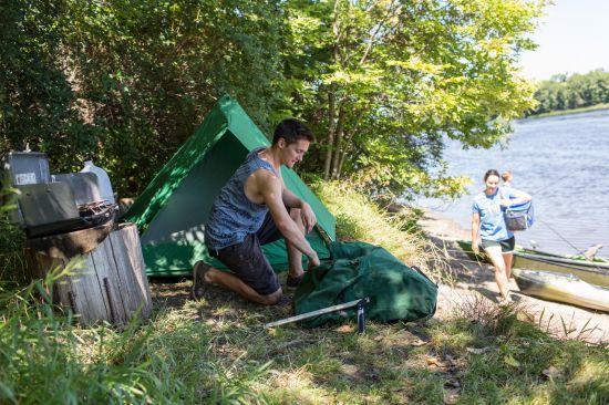 Paddle Kayak Canoe Camping Outfitting