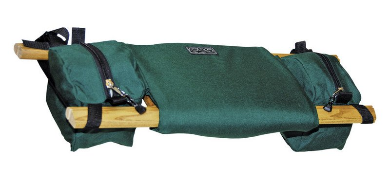 CCS Padded Bench Seat with Saddle Bags