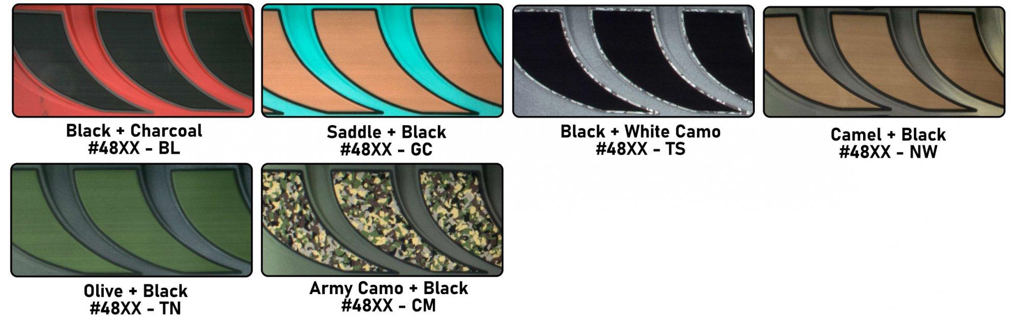 NuCanoe Completion Decking Kit