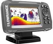 Lowrance Hook 2-4X GPS/Bullet Fishfinder