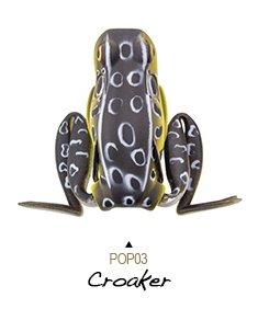 Lunkerhunt Popping Frog 1/2 oz Croaker