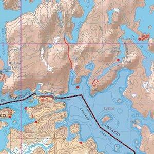 Map 29 Argo, Minn, William Lakes