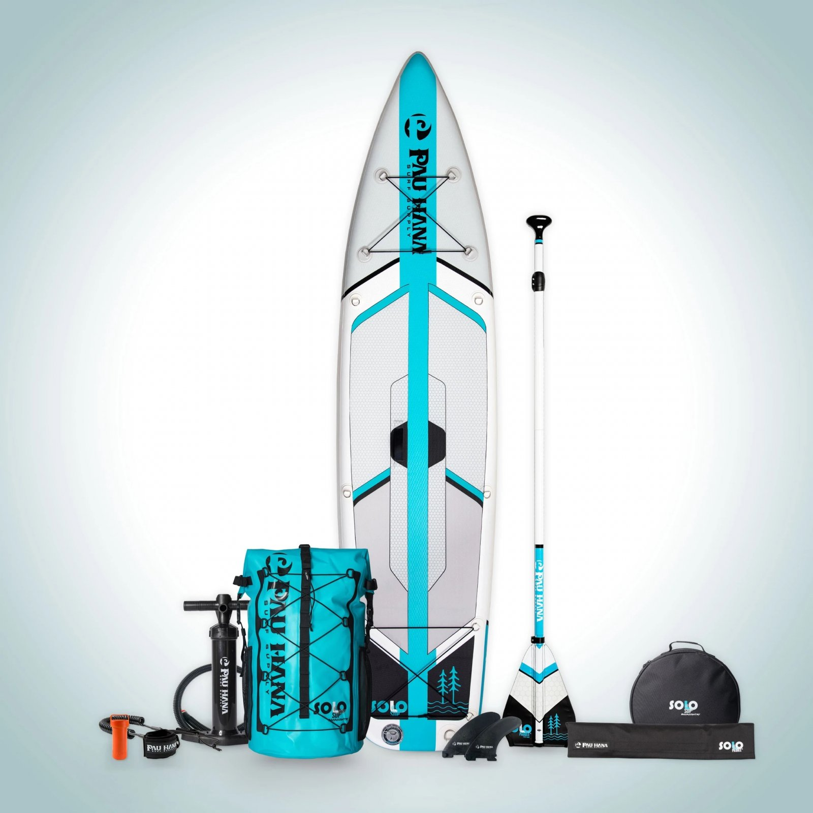 Pau Hana Solo SUP Backcountry - ORDER NEW