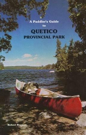 Book Quetico Park Paddler's