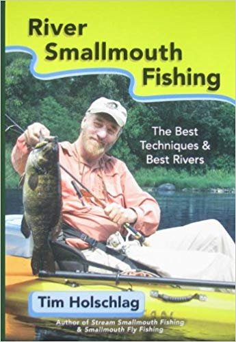 Book River Smallmouth Fishing