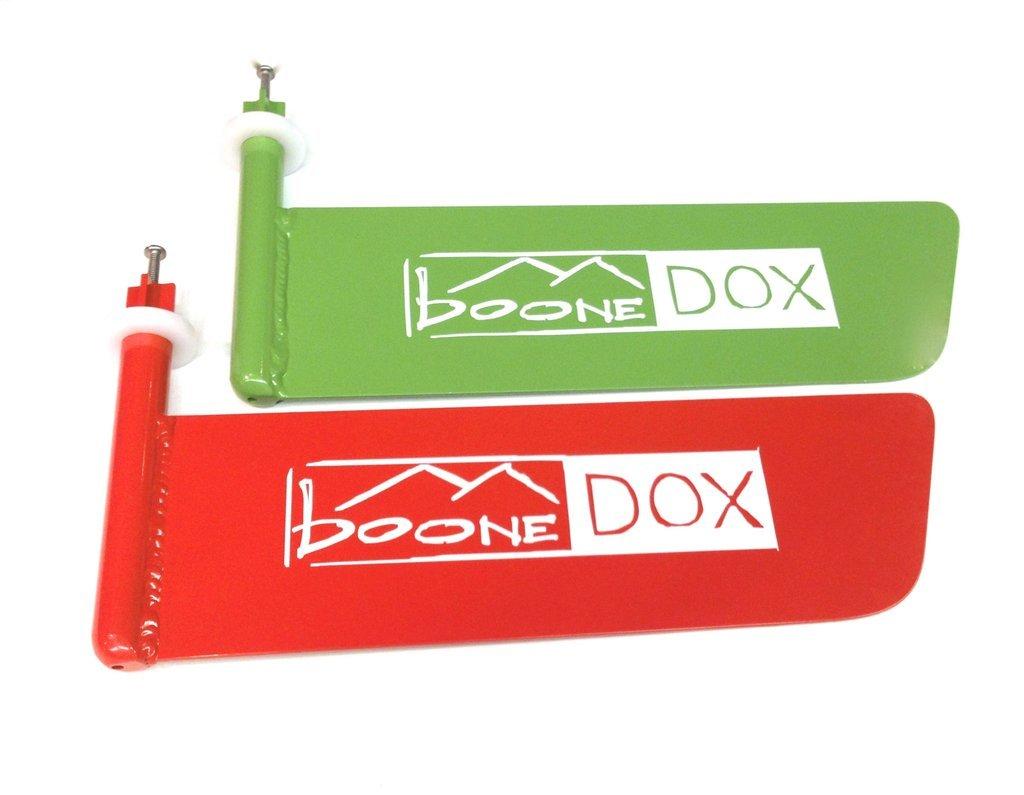 Rudder Blade BooneDOX Aluminum