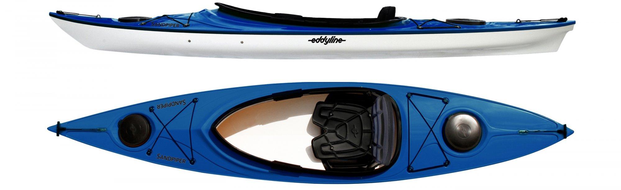 Eddyline Sandpiper 120 - ORDER NEW
