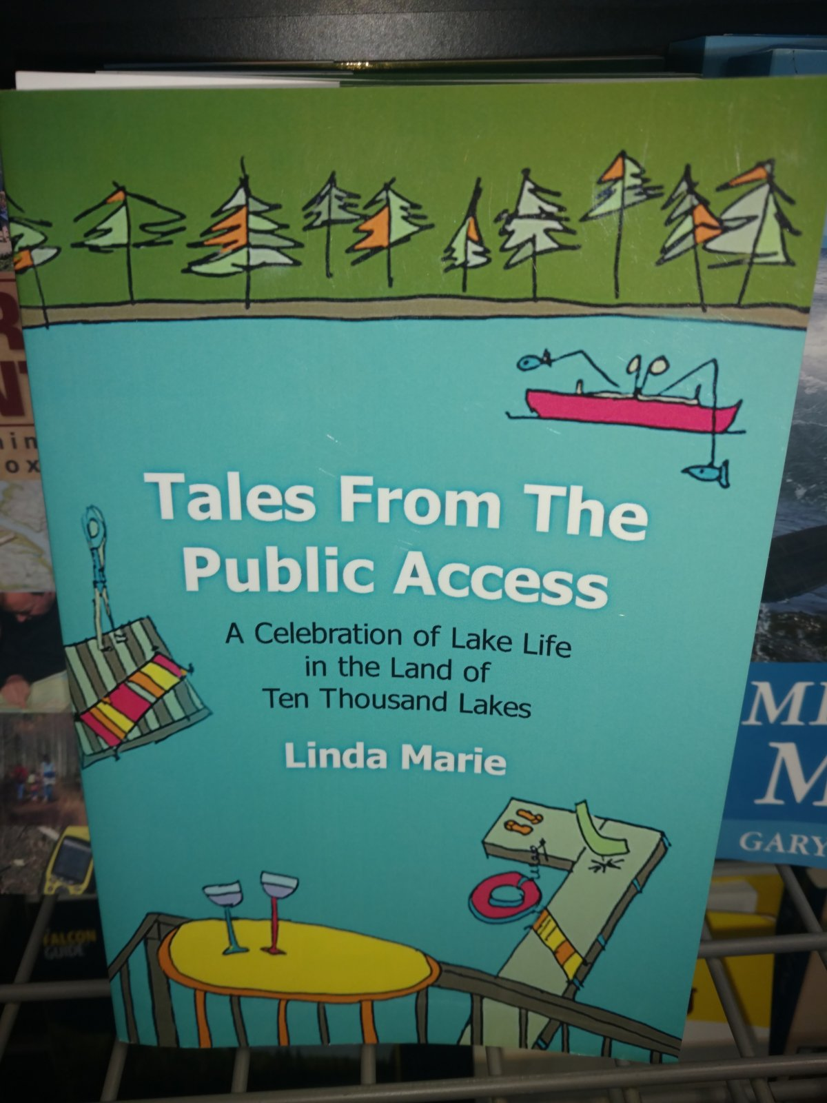 Book Tales from Public Access