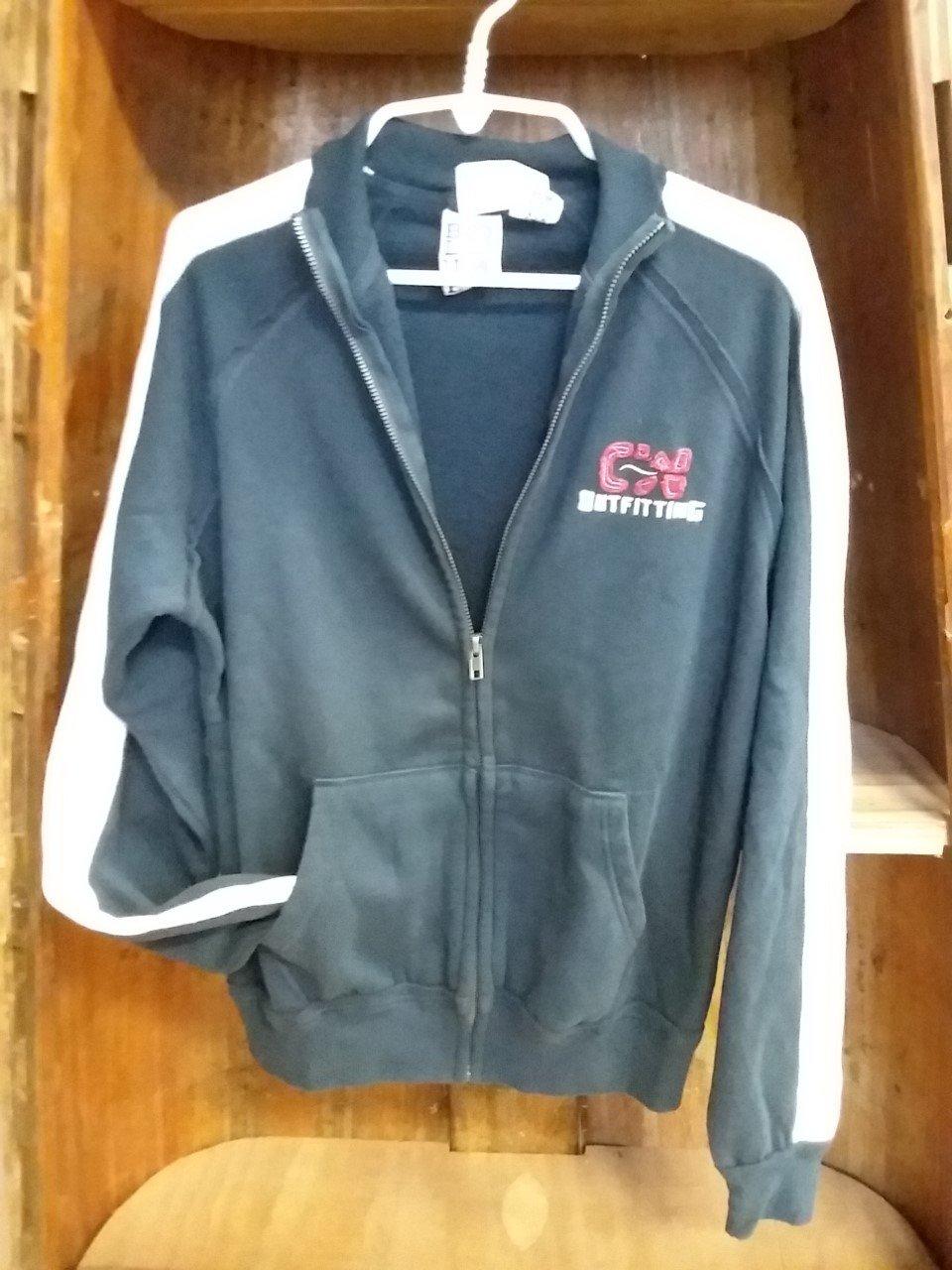 Sweatshirt CWOC Front Zip