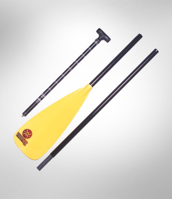 Werner Vibe 3 piece SUP Paddle