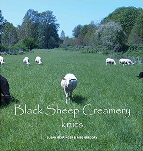 Black Sheep Creamery Knits (Book)