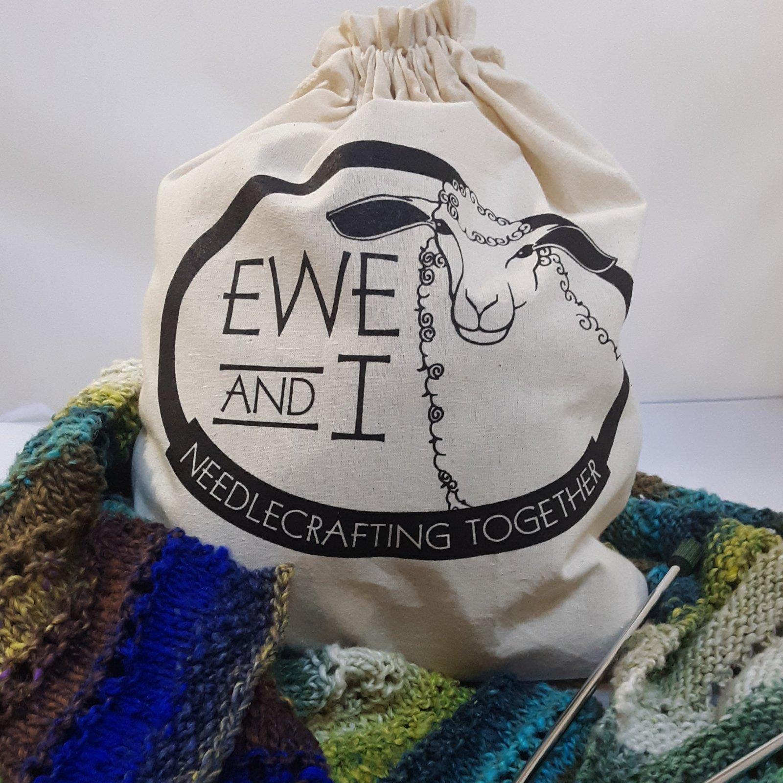 Ewe and I Yarn Bags