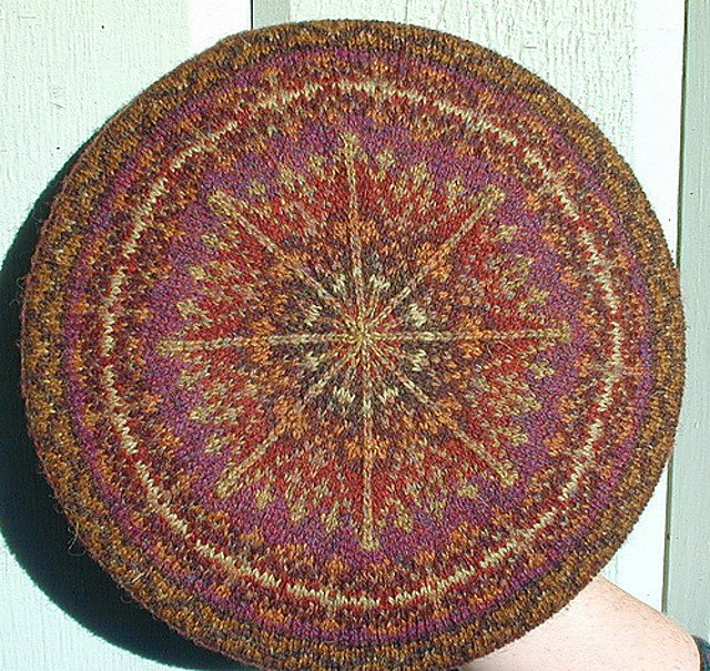 Autumn Tam Pattern