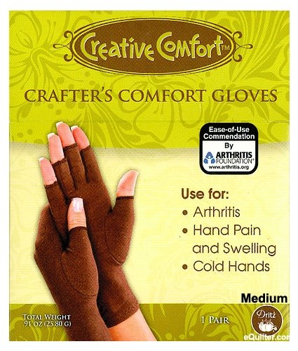 Creative Comfort Crafters Glove