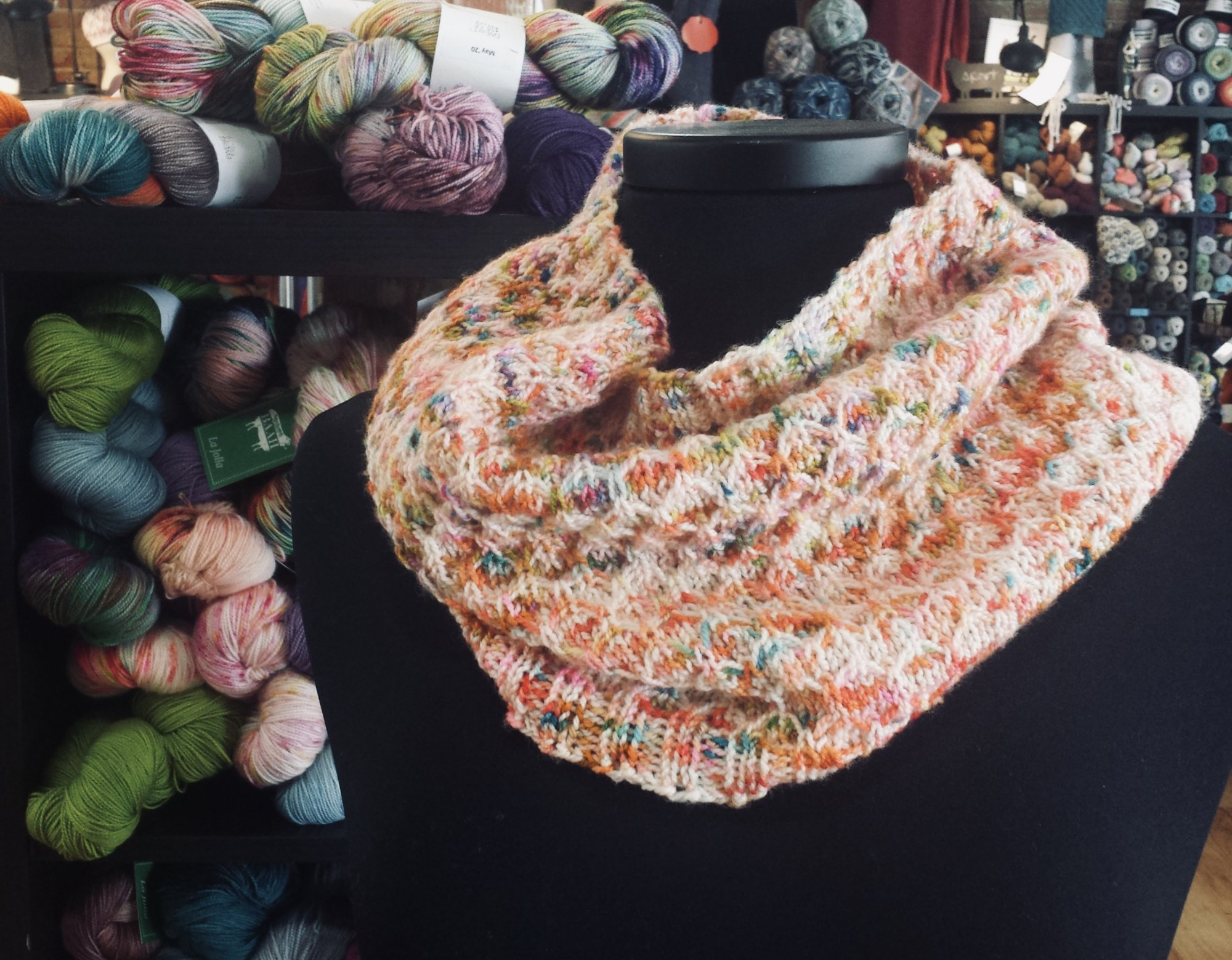 Mermaid Cowl Digital Download