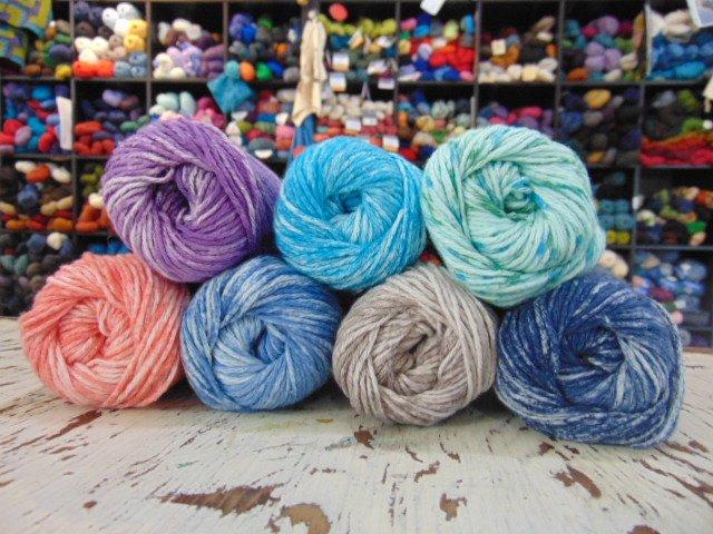 Univeral Yarn Clean Cotton Multi
