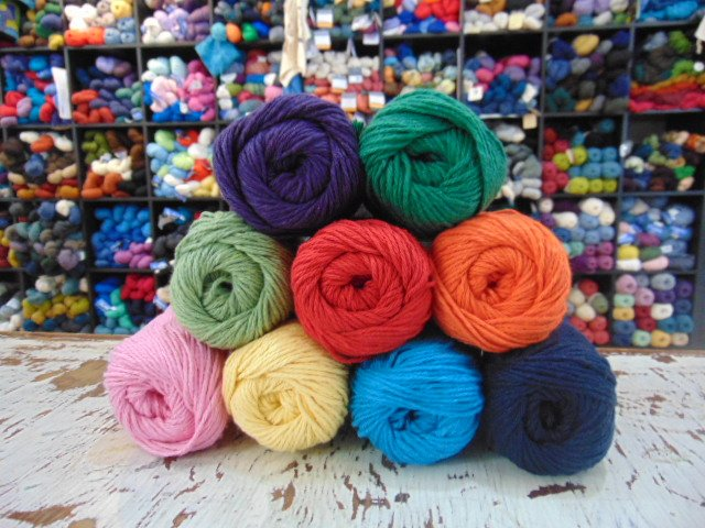 Univeral Yarn Clean Cotton