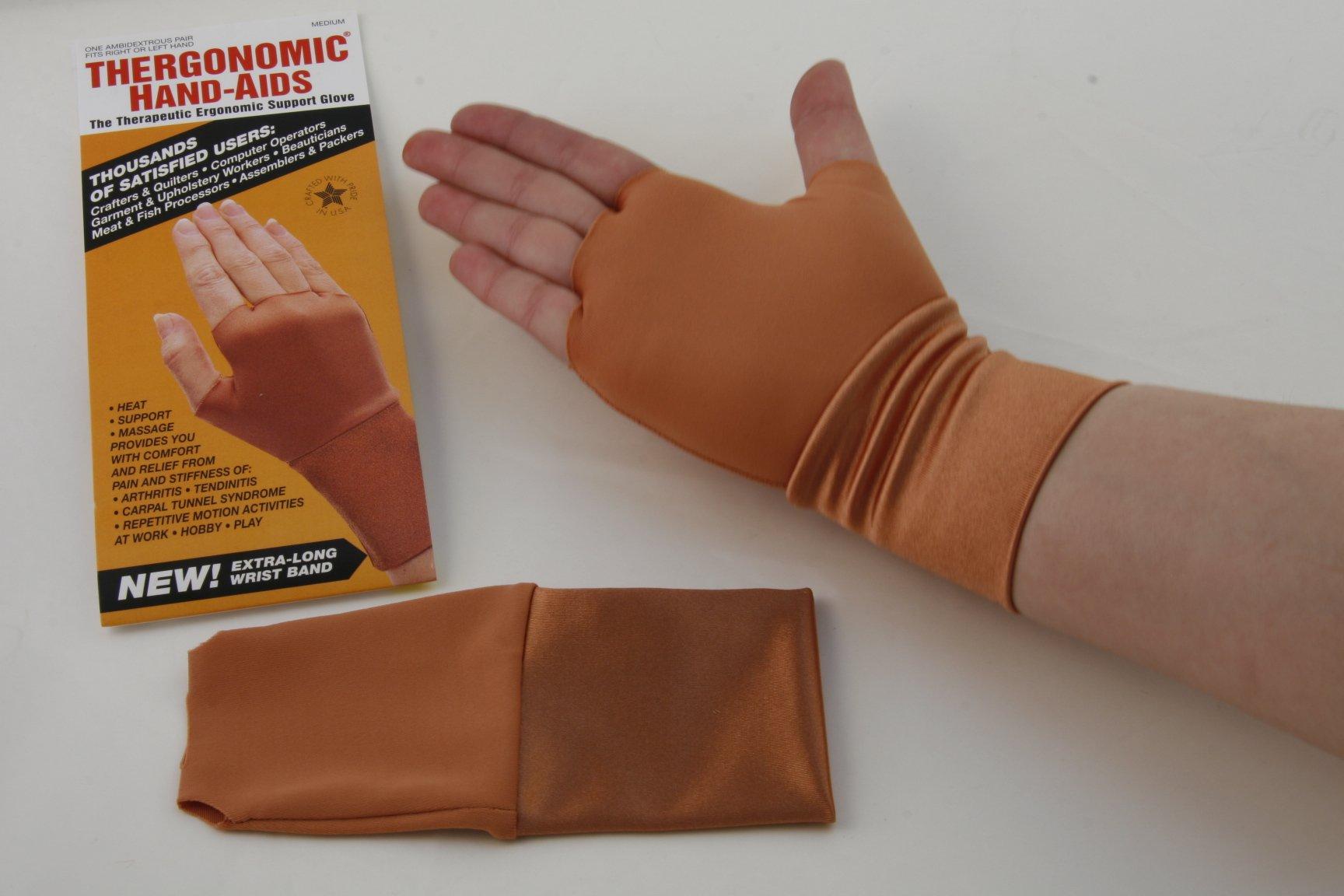 Thergonomic Hand Aids Gloves