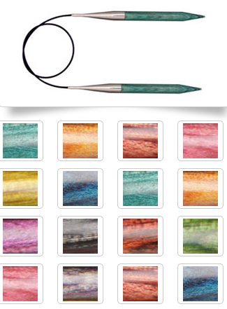 Knitter's Pride Dreamz 40 Circular Needle