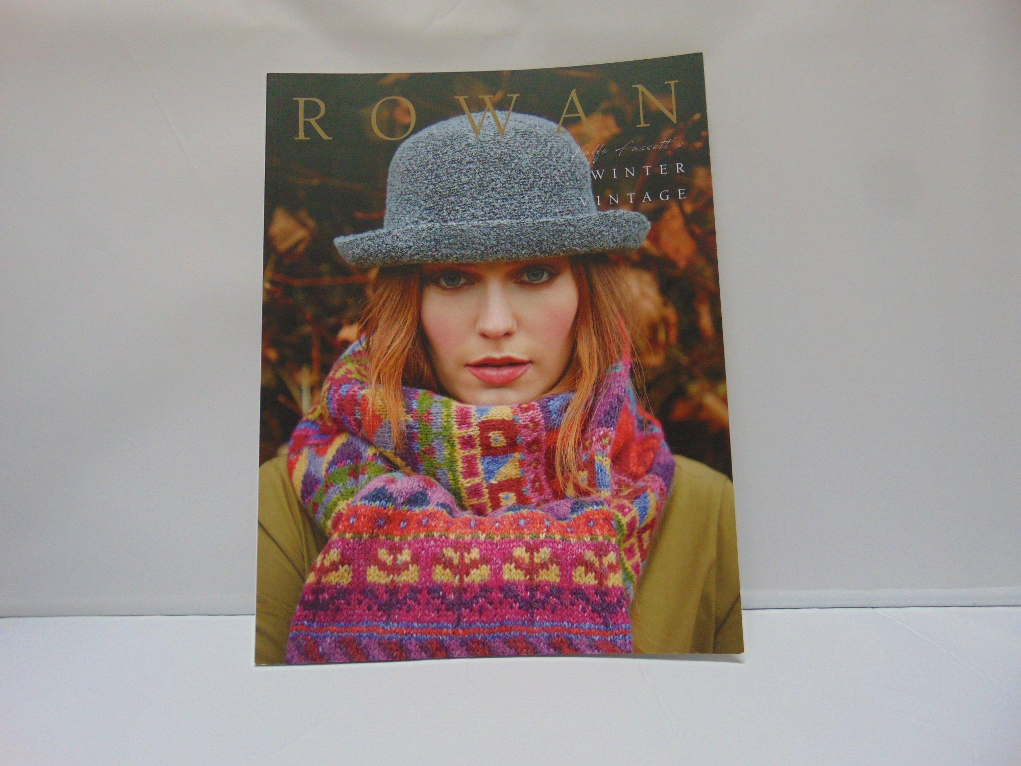 Rowan/Sirdar Books