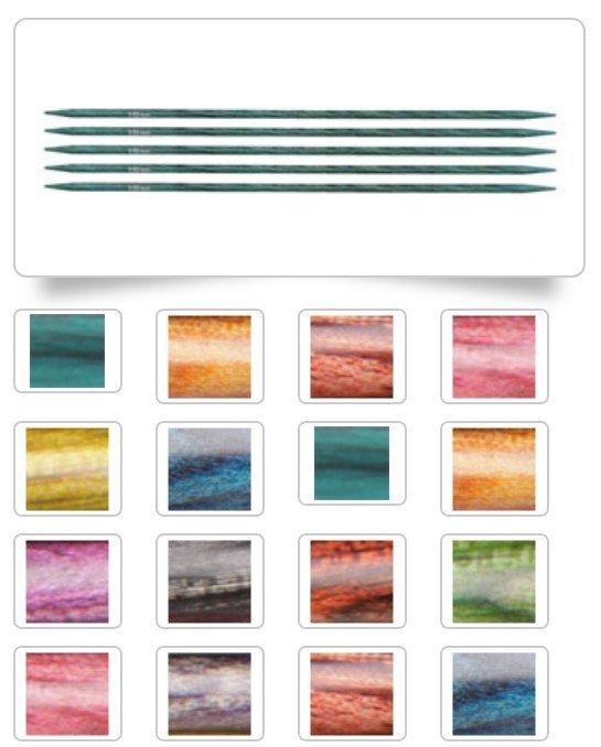 Knitter's Pride Dreamz 6 DPNs