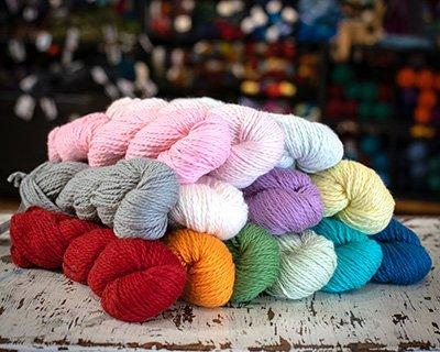 Blue Sky Fibers Organic Cotton Worsted