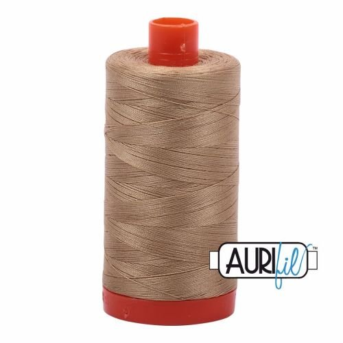 Aurifil 50wt 5010 Blond Beige