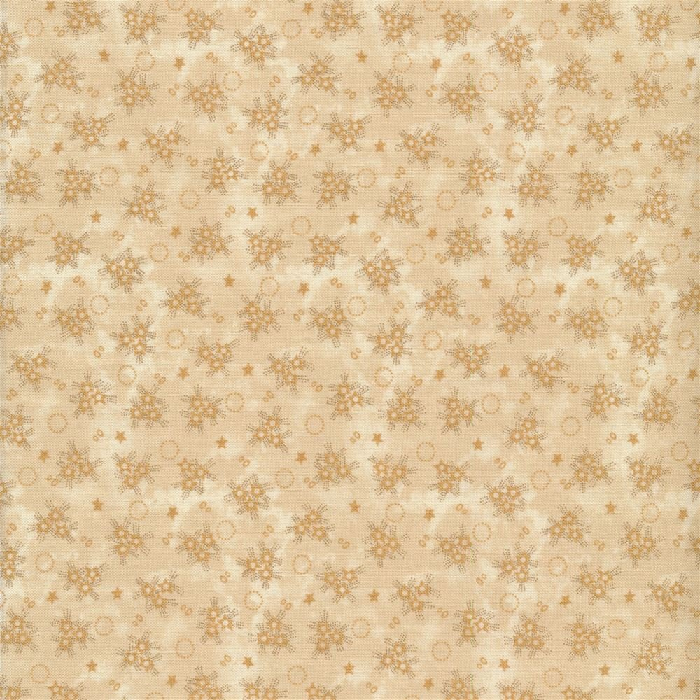 Abby's Treasures 1322-41 Ivory Star Clusters