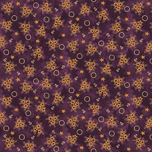 Abby's Treasures 1322-55 Purple Star Clusters