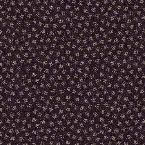 Abby's Treasures 1324-55 Purple Fans