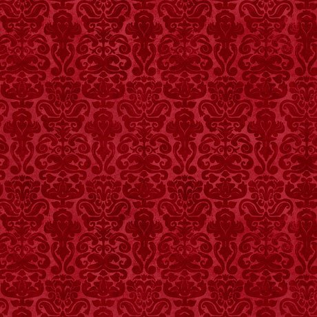 My Story Brocade - Red