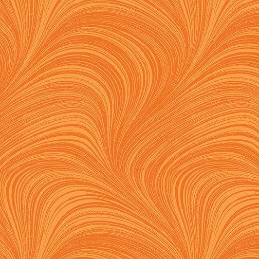 Wave Texture 39 Tangerine