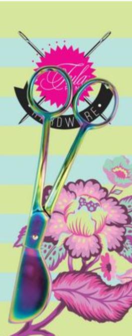 Tula Pink Duckbill Scissors