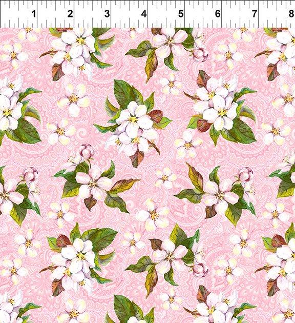 Pretty in Pink - Medium Blossoms