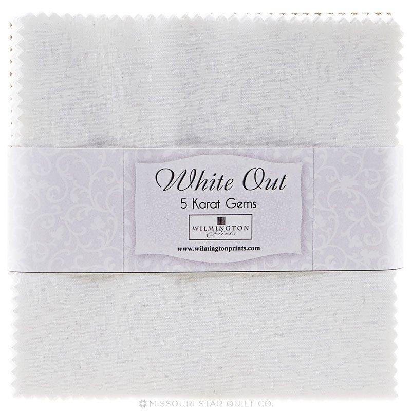 5 Karat Gems - White Out