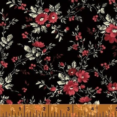 Wisdom 50175-1 Bouquet - Black