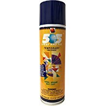 505 Spray & Fix Temporary Fabric Adhesive