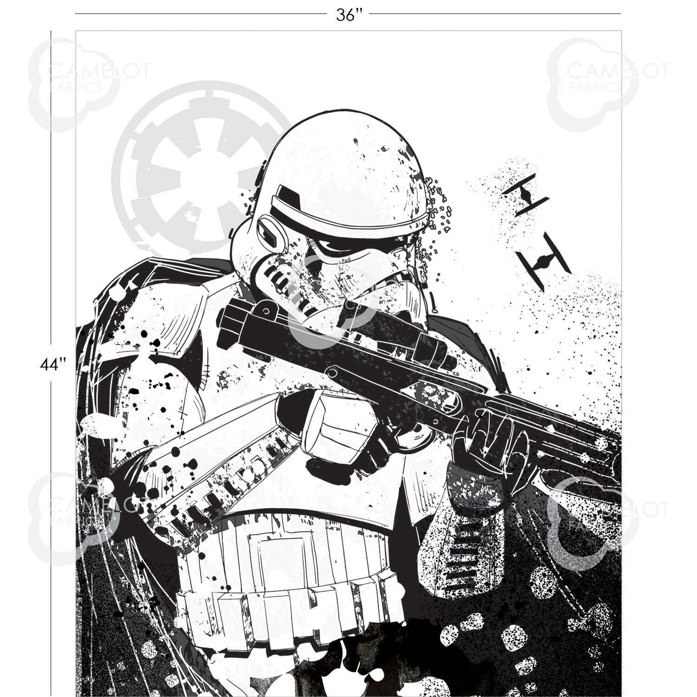 Storm Trooper Panel