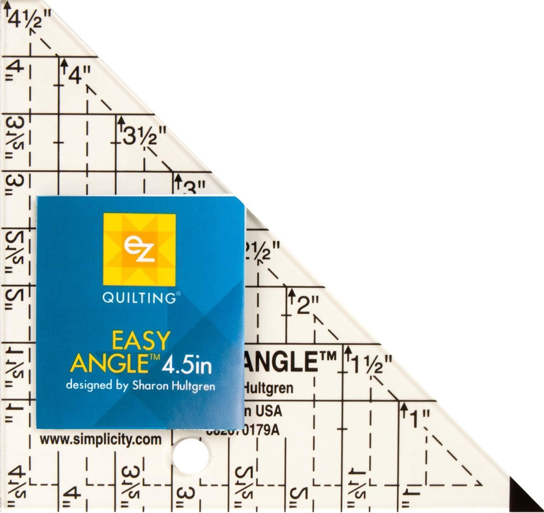 Easy Angle 4.5 Acrylic Template