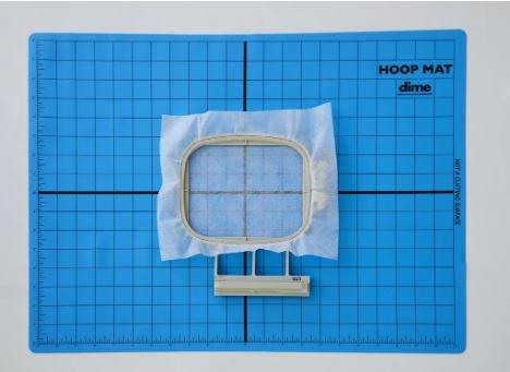 Hooping Mat from Dime 16 x 22