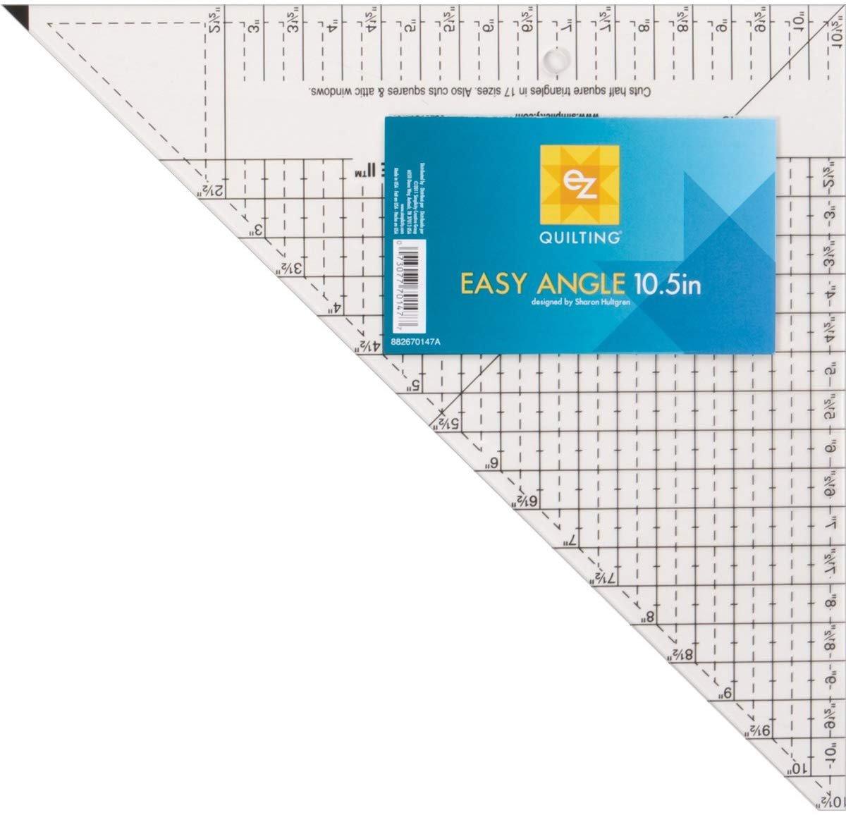 Easy Angle 10.5 Acrylic Template
