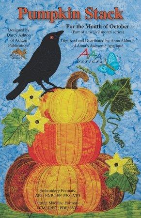 Pumpkin Stack - BOM Oct