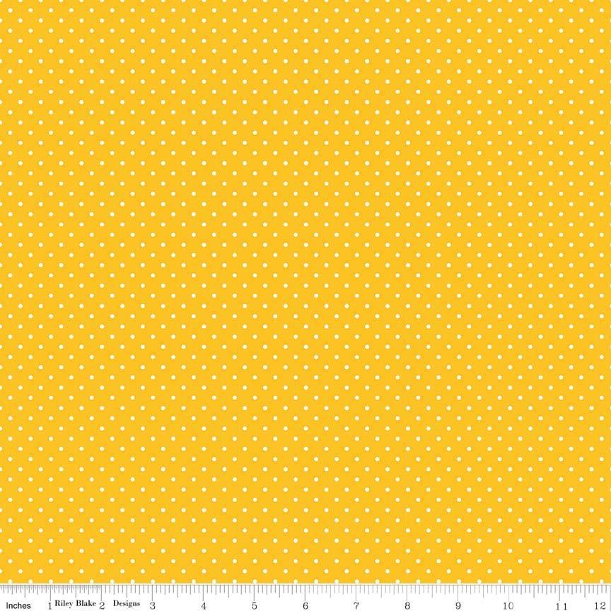 Swiss Dot Mustard