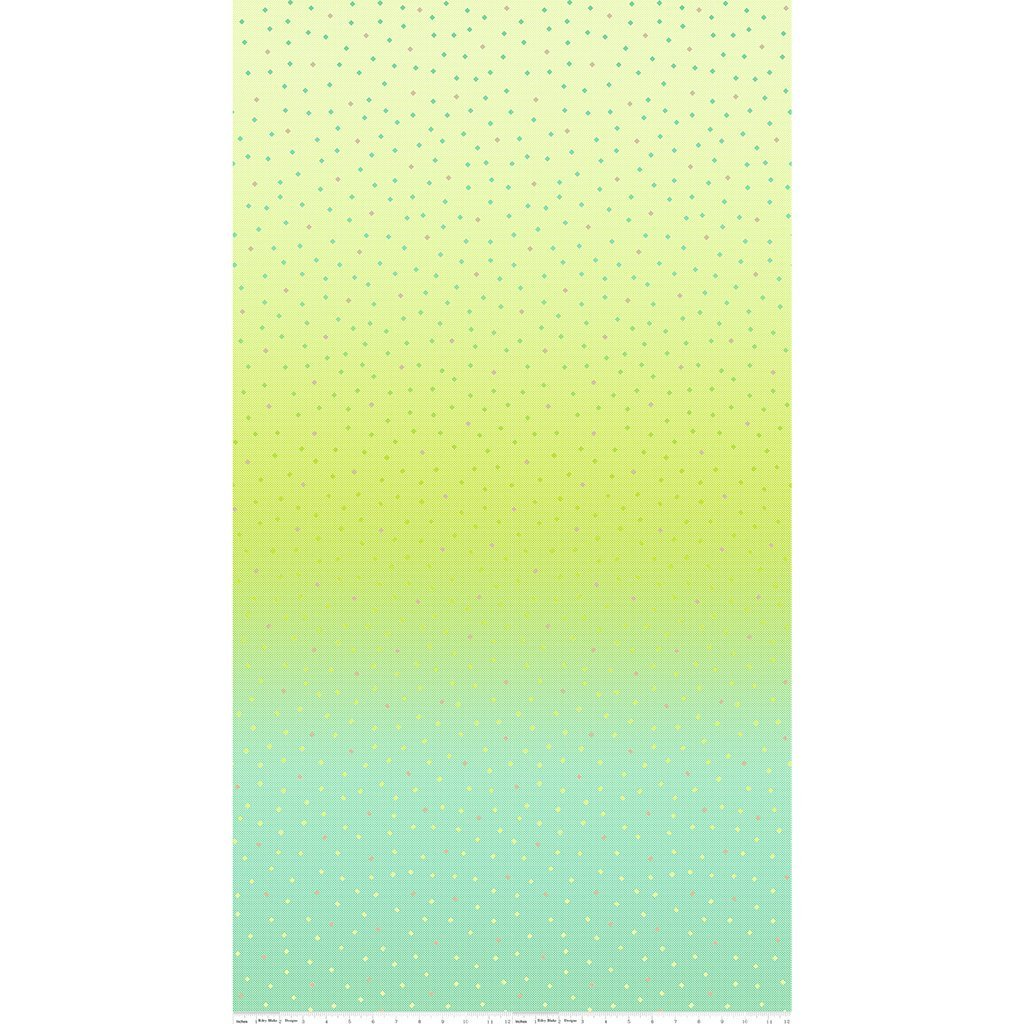 Gemstones Multi Color Lime Light